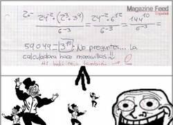 Enlace a ¿Vacilas al profesor? Pues él te trolea