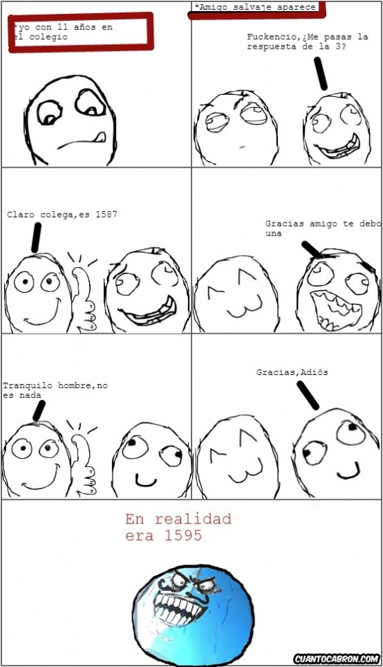 Menti - Todos hemos engañado así a los amigos en clase