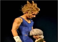 Enlace a Parece que Trunks tendrá un futuro trauma