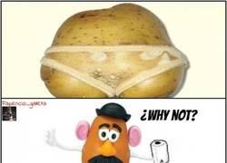 Enlace a Mr. Potato se lo va a pasar bien tras ver esto...