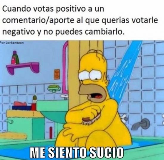 Meme_mix - Hacer algo malo y no poder hacer nada salvo arrepentirte