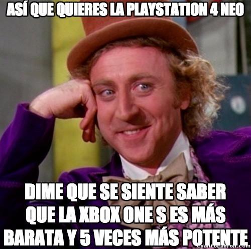 Wonka - Chúpate esa fan de Sony