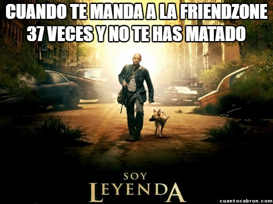 Meme_forever_alone - Todos fuimos leyenda