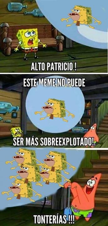 Otros - ¡Patricio quiere más!