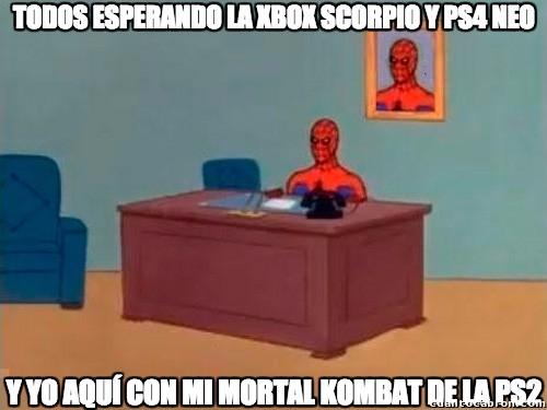 Spiderman60s - La economía de cada uno...