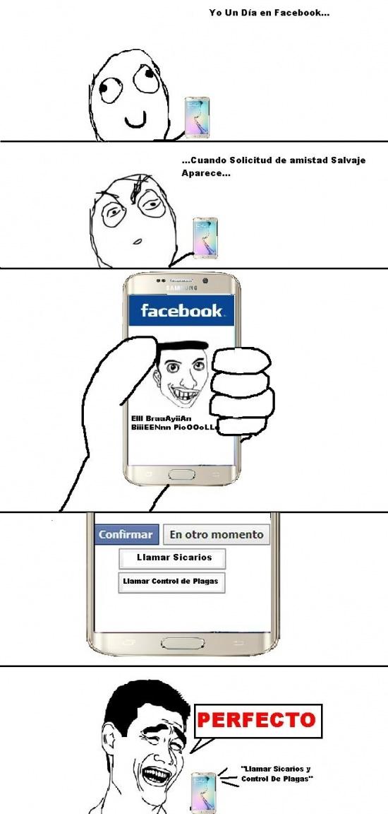 Yao - Las Opciones de Facebook que deberían existir