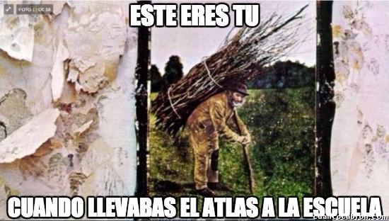 Meme_otros - Estúpido Atlas...debe estar revolcándose en su tumba