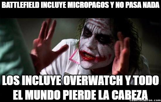 Joker - Con uno si, con el otro no...