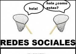 Enlace a Redes Sociales.