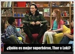 Enlace a Loki no soporta que hay alguien mejor que él