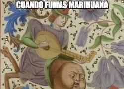 Enlace a Marihuana en la Edad Media