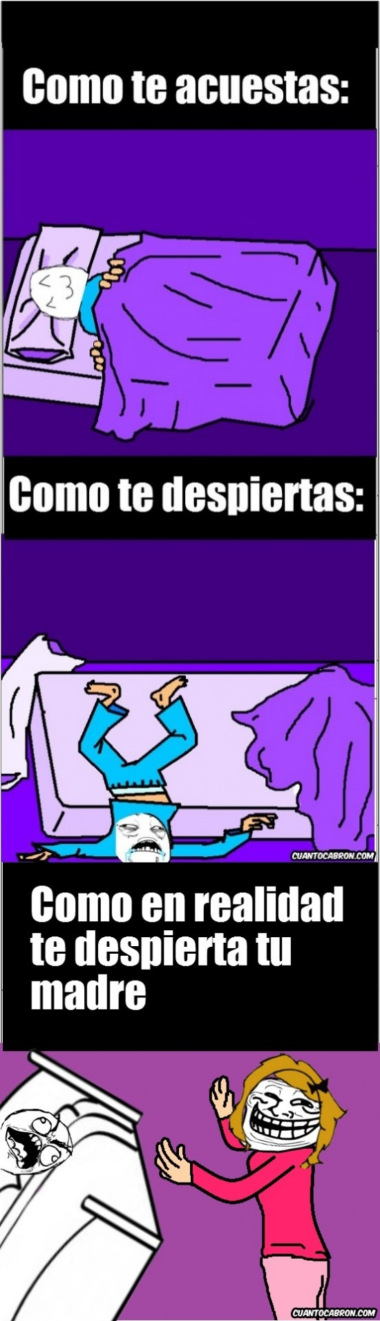 Otros - Que placer es dormir...