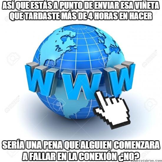 Meme_otros - El internet nos odia :(