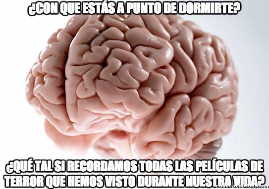Cerebro_troll - Cerebro,conspirando contra nosotros desde tiempos inmemorables