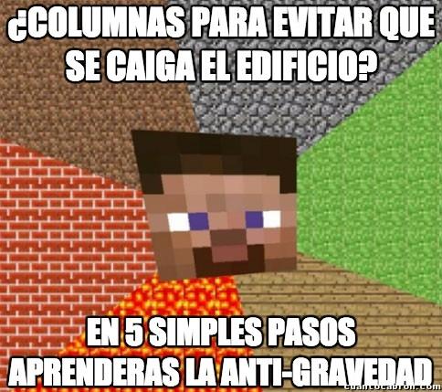Minecraft - Rey de las construcciones