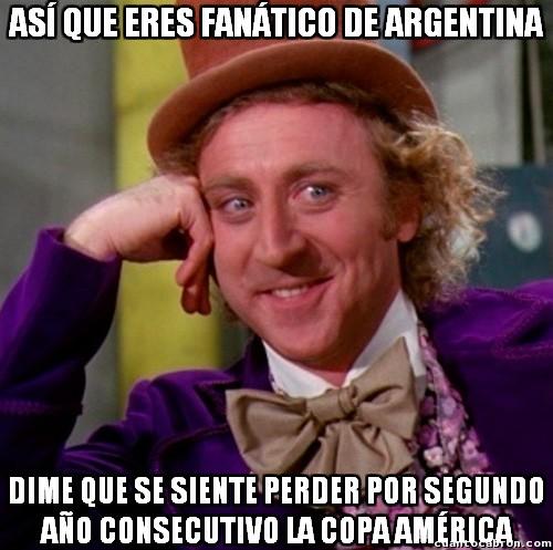 Wonka - La maldición argentina