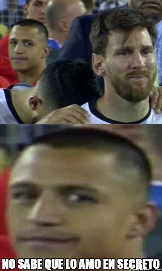 Meme_otros - Alexis y sus sentimientos