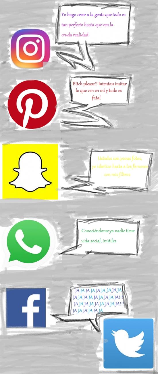 Otros - Batalla épica de redes sociales