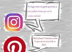 Enlace a Batalla épica de redes sociales