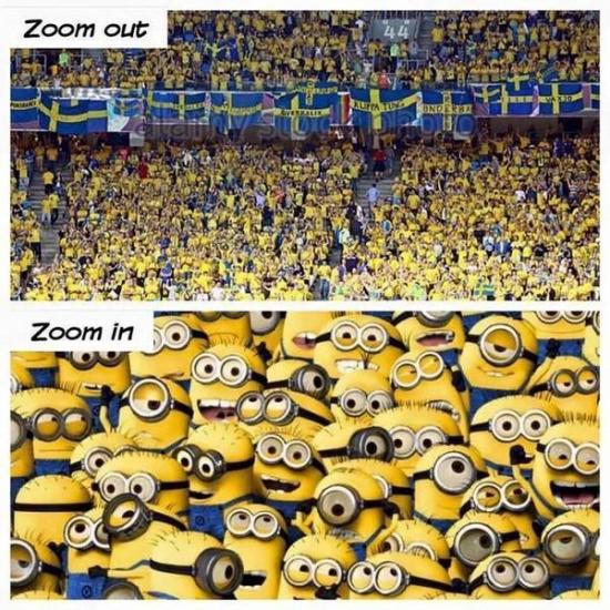 Meme_otros - Nada como un acercamiento a los fans de la selección sueca