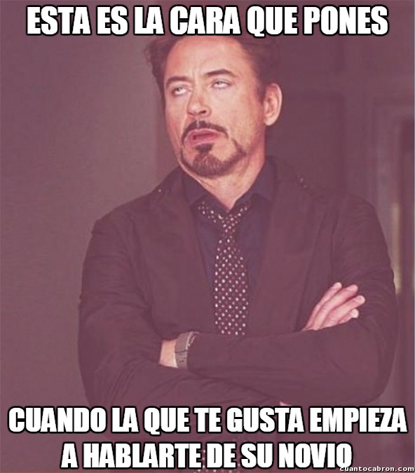 La_cara_que_pones_cuando - ¡Por favor, cállate!