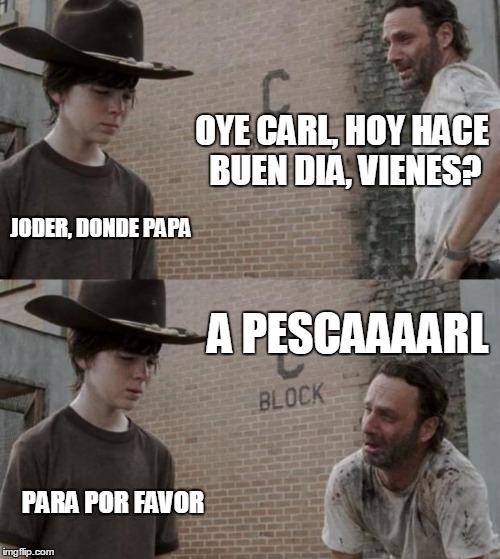 Meme_otros - Rick ataca de nuevo