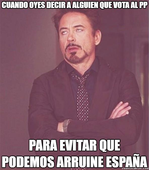 La_cara_que_pones_cuando - España no es seria...