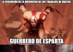 Enlace a Los empleos de Kratos