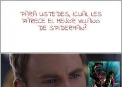 Enlace a ¿Mejor enemigo de Spiderman?
