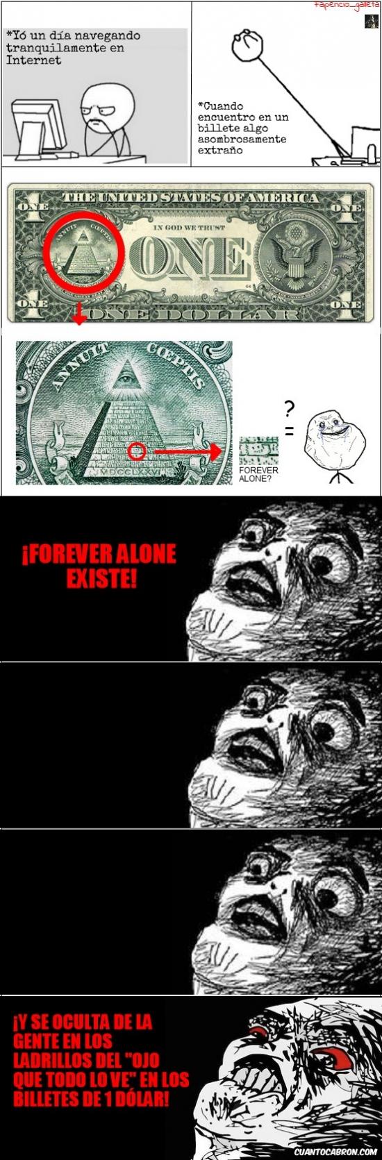 Inglip - Forever alone en los dólares