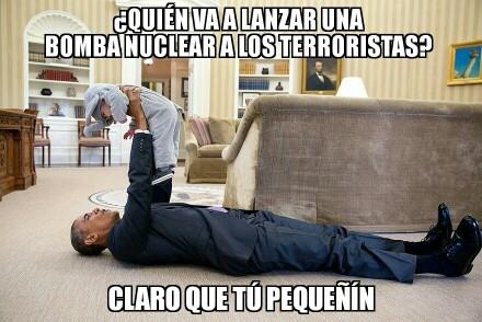 bomba atómica,Obama,traspasando conocimiento