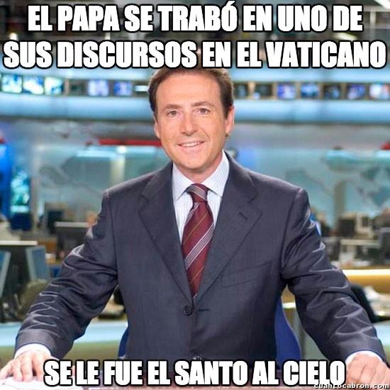 Meme_matias - El Papa y sus lapsus