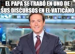 Enlace a El Papa y sus lapsus