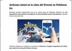 Enlace a Lo peor que te puede pasar de aventura Pokémon