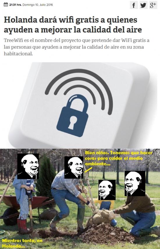 Its_free - Holanda tiene una gran noticia para los que viven conectados a internet