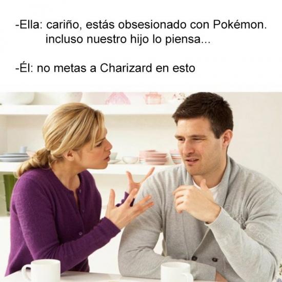 Meme_otros - Pokémon Go está haciendo mucho daño