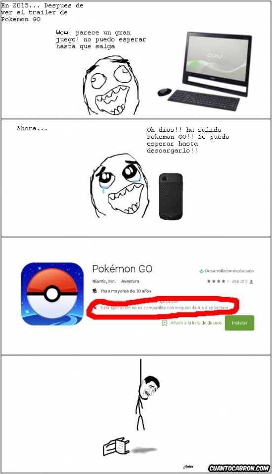 Yao - El drama de Pokémon GO