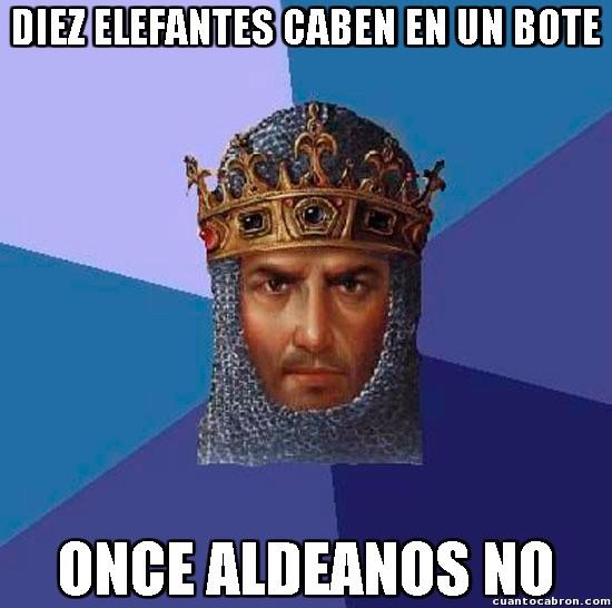 Age_of_empires - ¡¡A pegarle patadas a la lógica!!