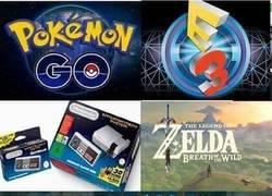 Enlace a Nintendo is back