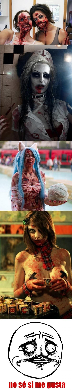 Me_gusta - Para los amantes de los Zombies