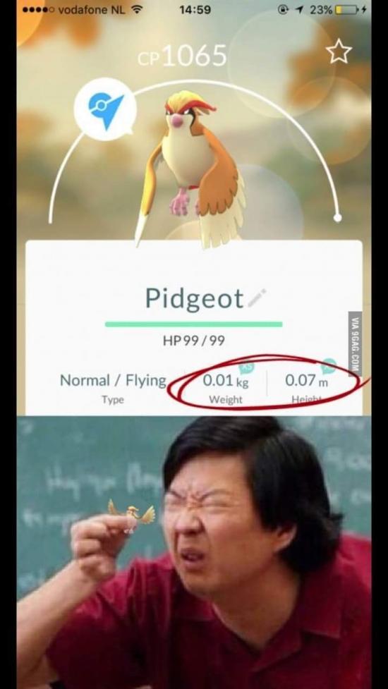 Meme_otros - Pocket Monster versión Pokémon