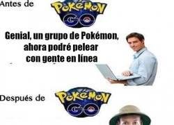 Enlace a Pokémon GO cambió todo...