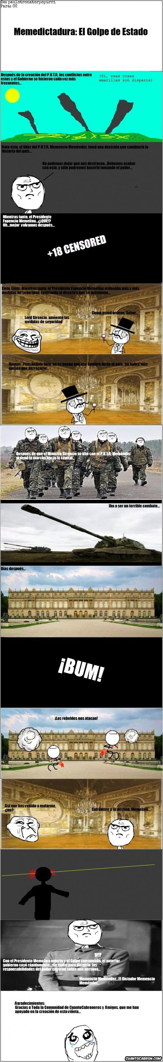 Mix - Memedictadura: El Golpe de Estado