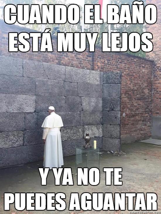 Meme_otros - Hasta al Papa le ha sucedido