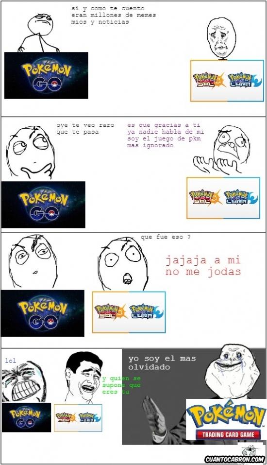 Yao - Hay alguien en peor situación que Pokémon Sol y Luna...