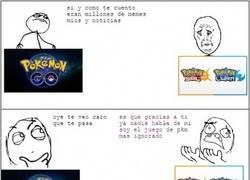 Enlace a Hay alguien en peor situación que Pokémon Sol y Luna...