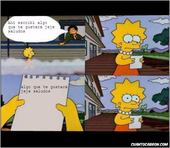 Trolldad - Troleando a Lisa en la despedidad