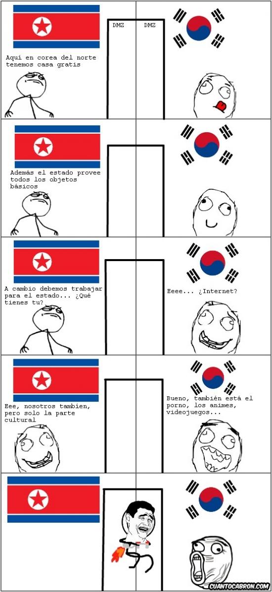 Nothing_to_do_here - Corea del Sur 1 - 0 Corea del Norte