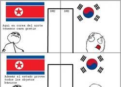 Enlace a Corea del Sur 1 - 0 Corea del Norte
