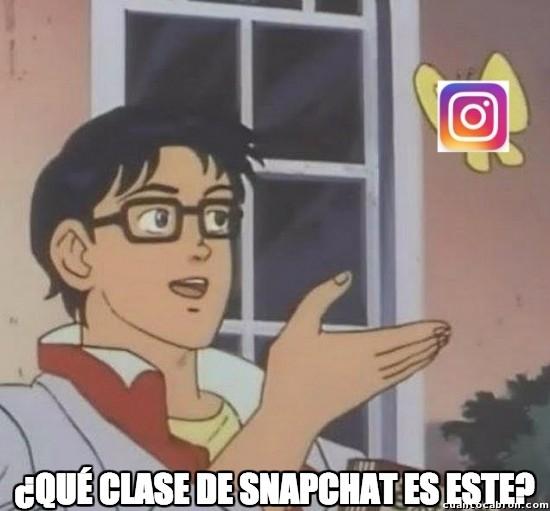 Meme_otros - El buen plagio de Instagram